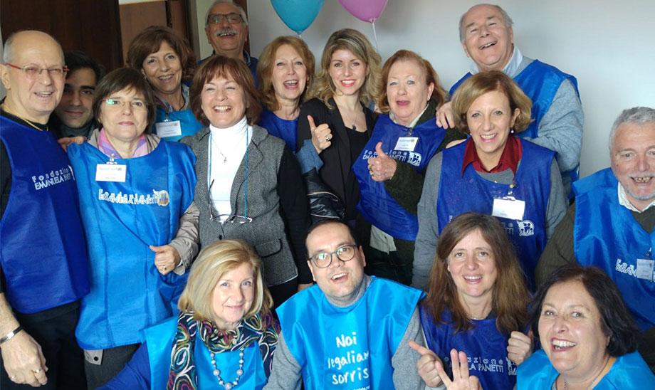volontari fondazione panetti