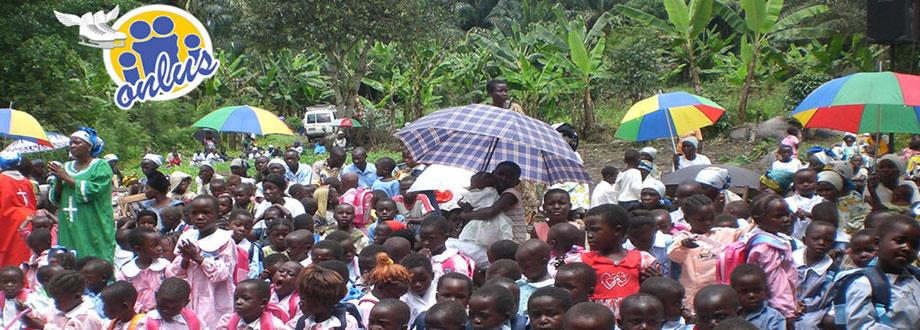 La seconda missione nella Rep. Dem. del Congo